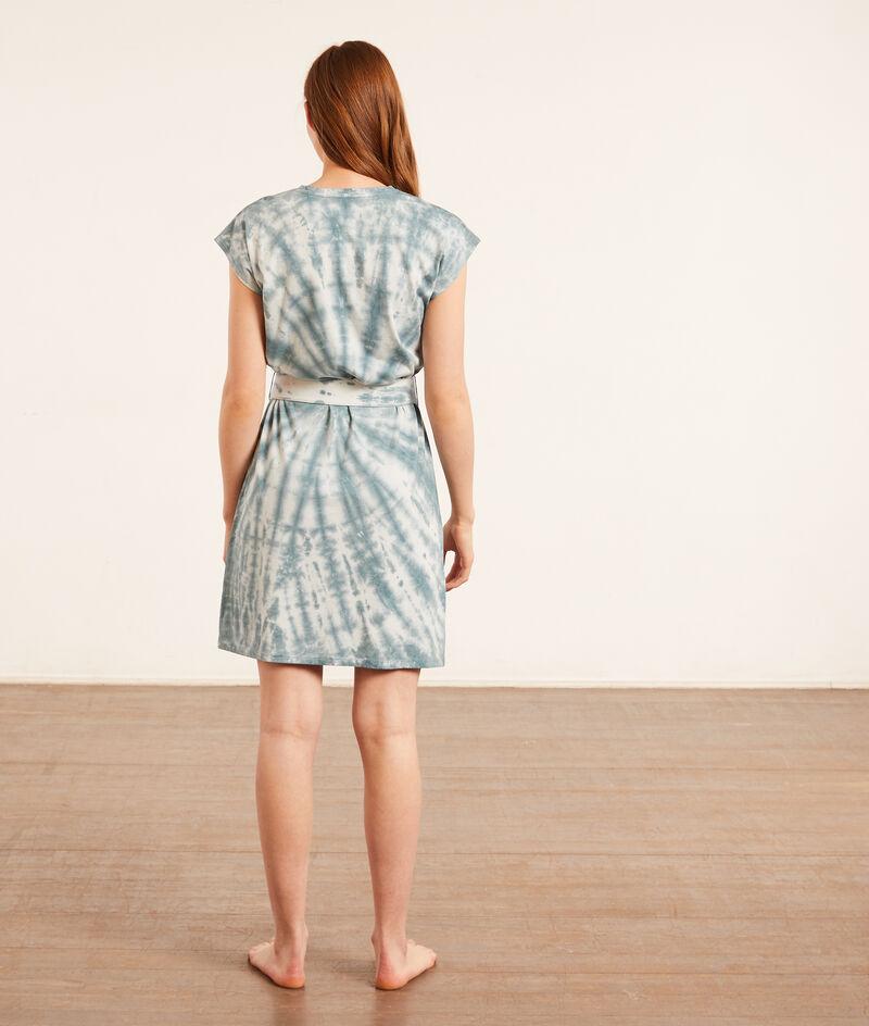 Nachthemd im Batik-Style;${refinementColor}