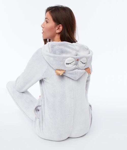 Combinaison pyjama Chouette