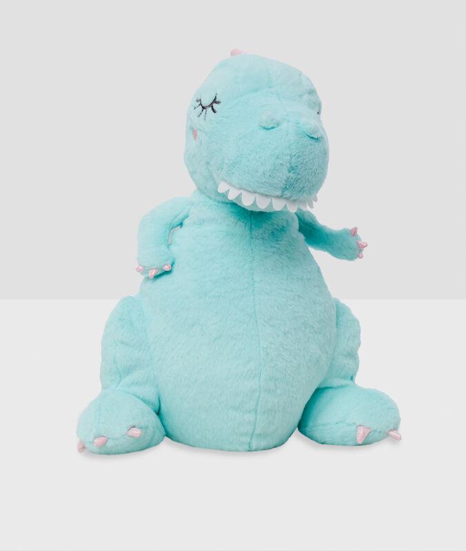 Pyjama-box dinosaurier hellgrün.