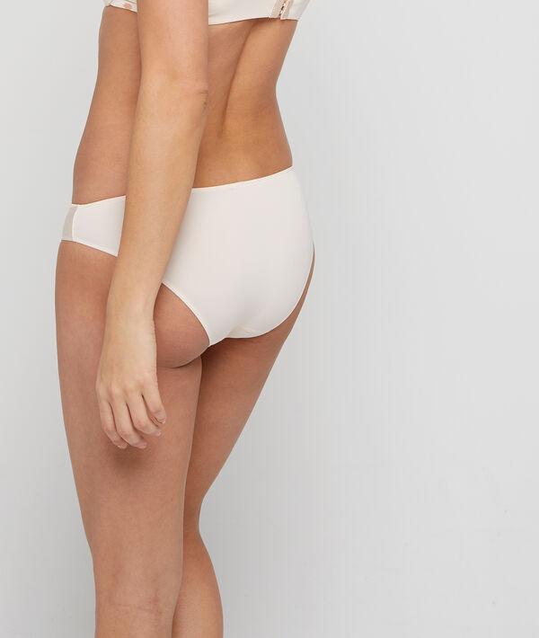 Panty aus Mikrofaser;${refinementColor}