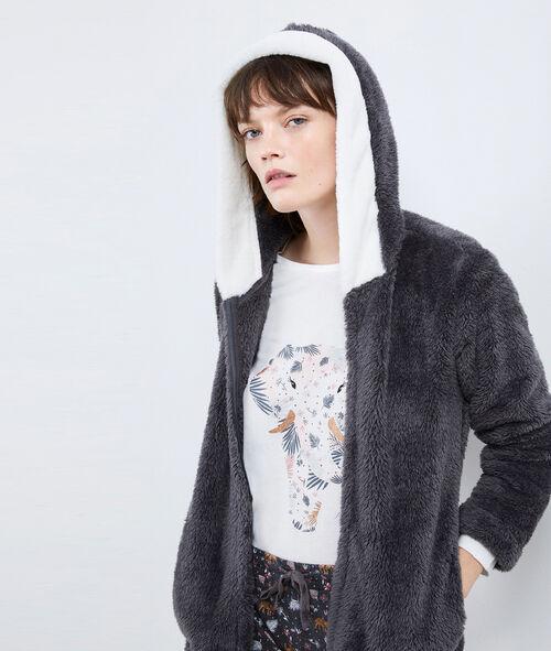 Dreiteiliger Elefanten-Pyjama
