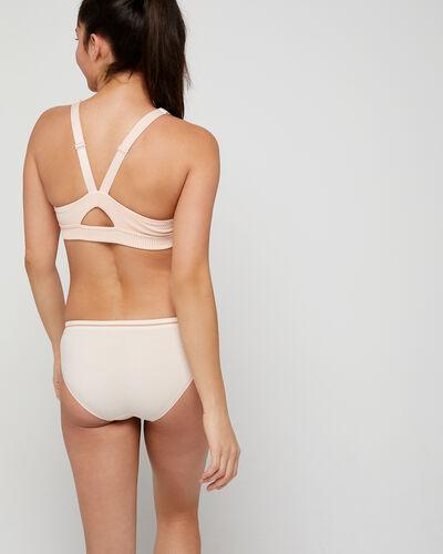 Panty seamless, unsichtbare nähte rosa.