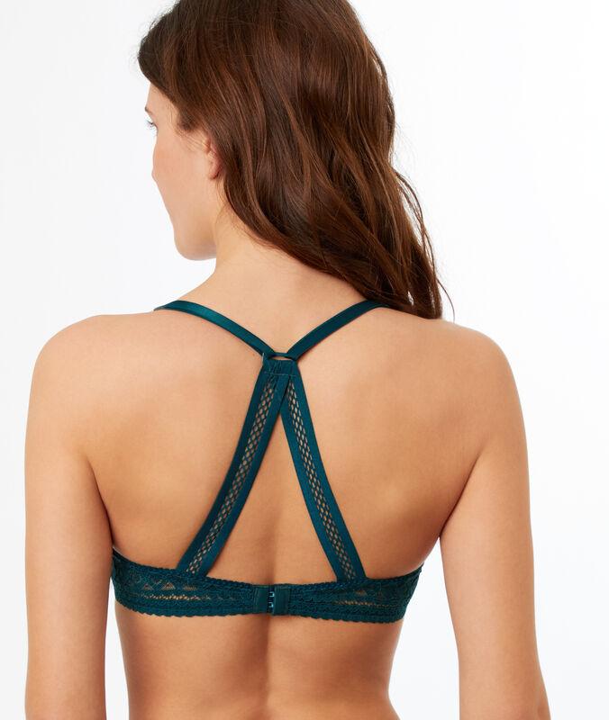 Triangle-bhs aus spitze grün.