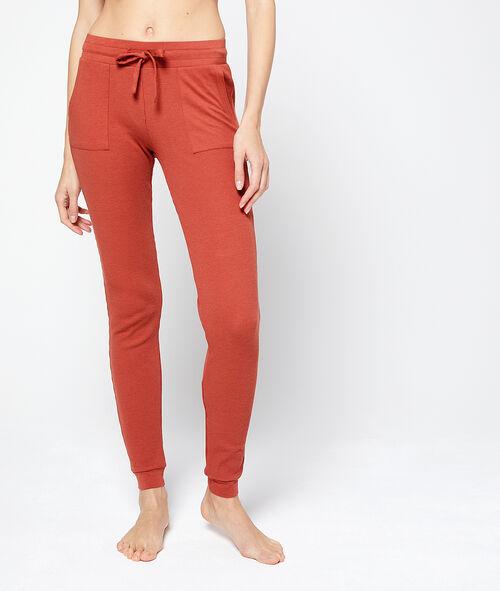Homewear-Hose Slim-fit