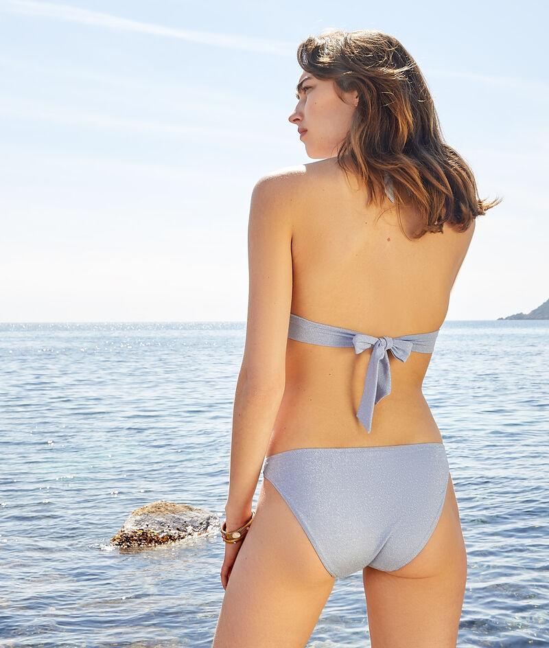 Hochgezogene Dreiecksform, Bikini;${refinementColor}
