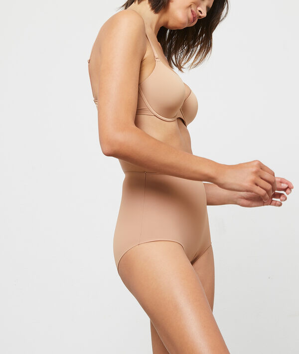 Panty mit hoher Taille Stufe 3: figurformend;${refinementColor}