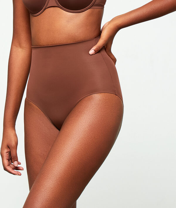 Panty mit hoher Taille – Stufe 3: figurformend;${refinementColor}