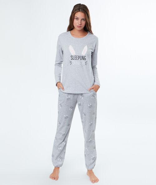 Pyjama 3 teilig