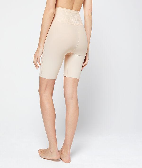 Formendes Panty mit Details aus Spitze – Stufe 2: figurformend;${refinementColor}