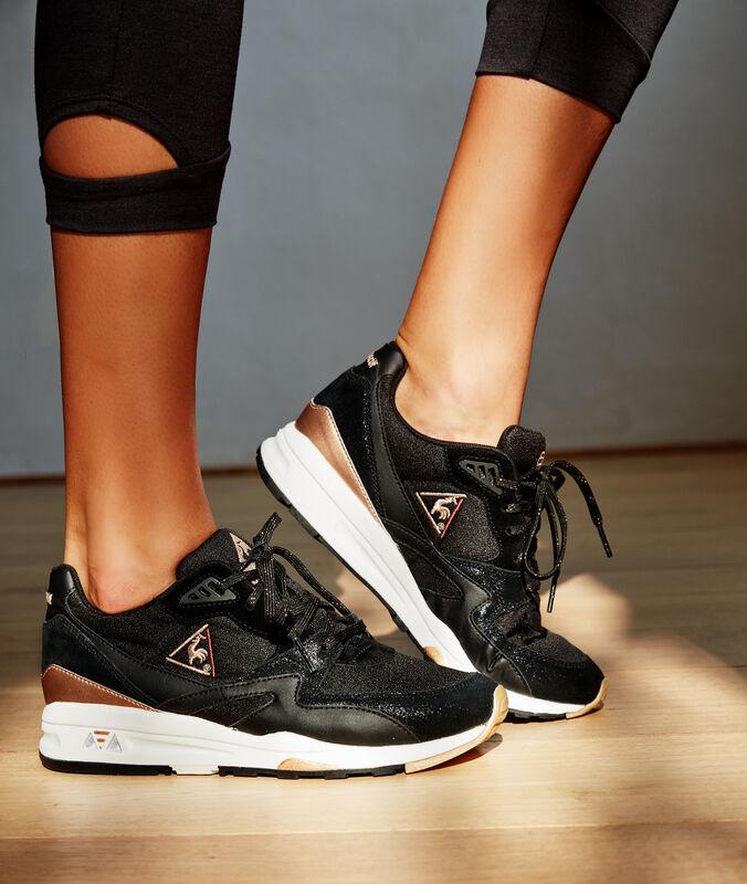 Sneakers – von le coq sportif und etam schwarz.