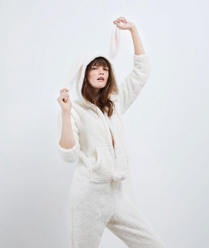 Pyjama-jumpsuit hase ecru.