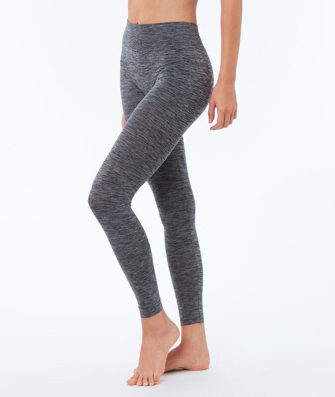 Leggings gris.