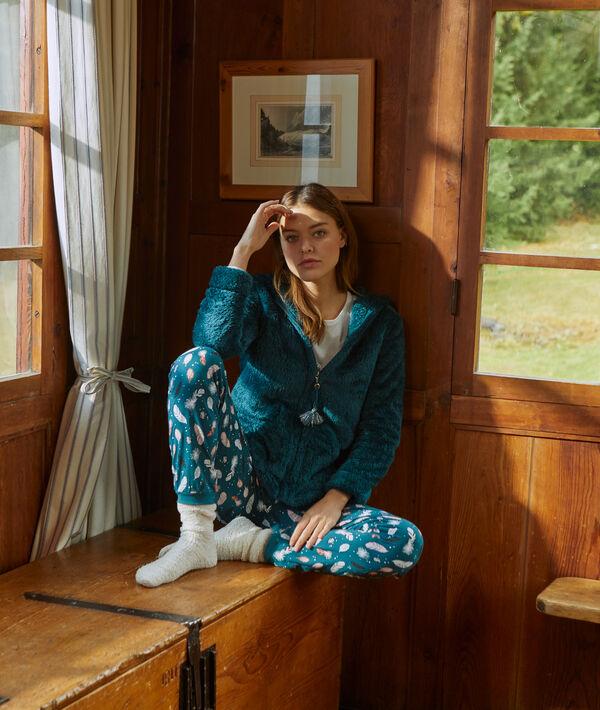 Dreiteiliger Pyjama