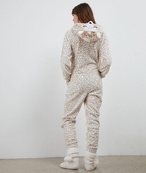 Combinaison pyjama Girafe