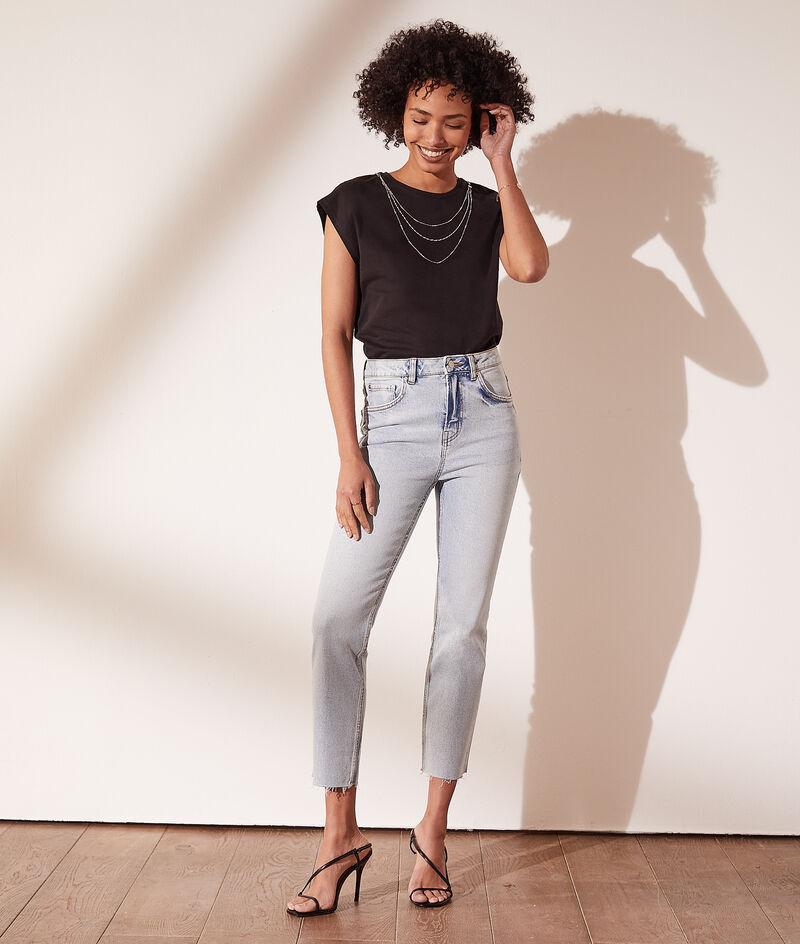 Gerade geschnittene Jeans