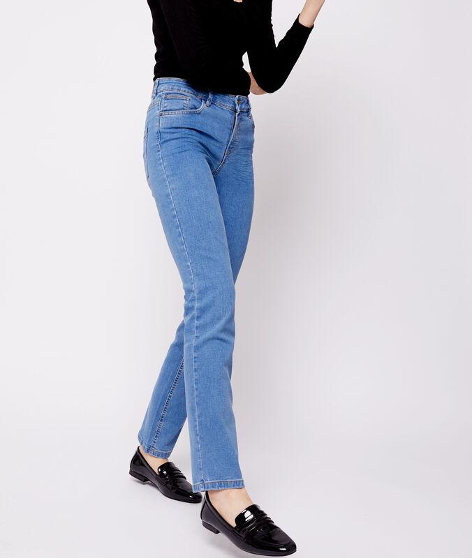 Jeans indigo.