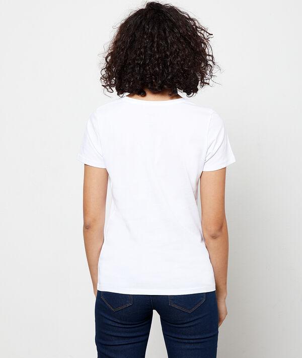 """T-Shirt """"freche liberté"""" aus Bio-Baumwolle"""