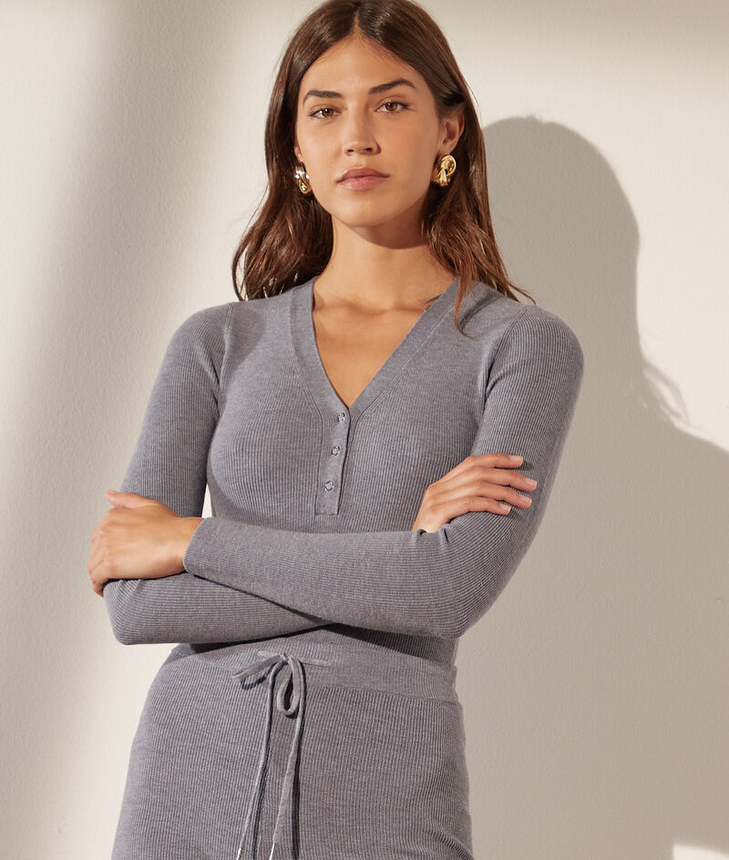Langarm-Bodysuit