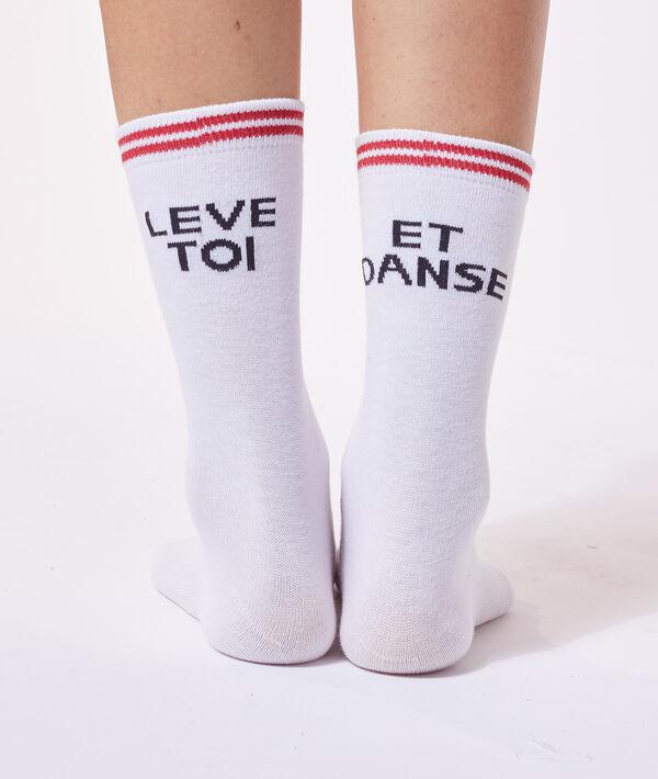 """Socken """"Et danse"""""""