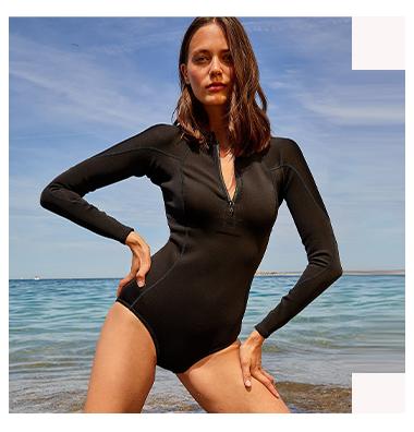 Découvrez nos maillots de bain sport - ETAM
